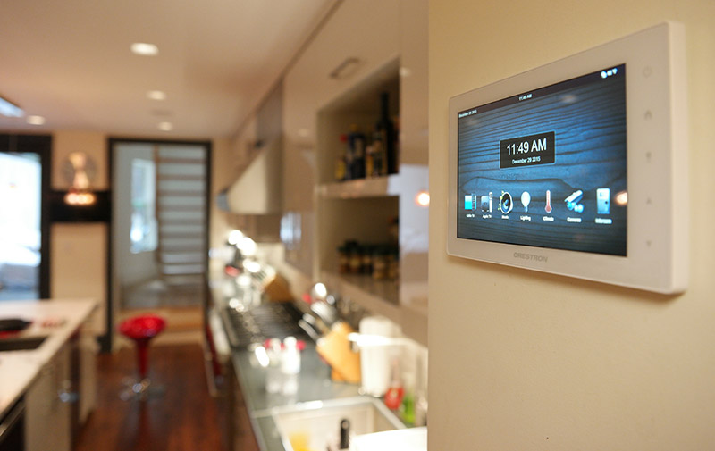 Crestron Kitchen
